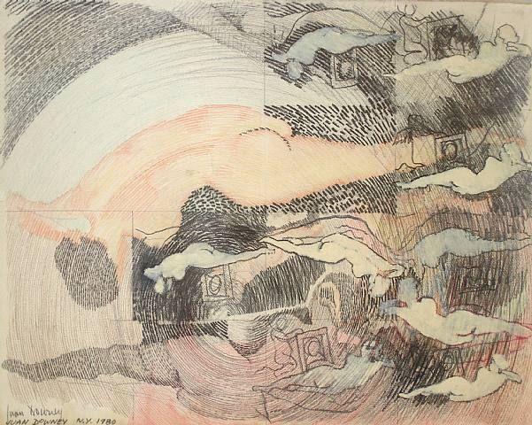 Juan Downey (Chile, 1940 - 1993)   /  Untitled (Venus Series) 1980