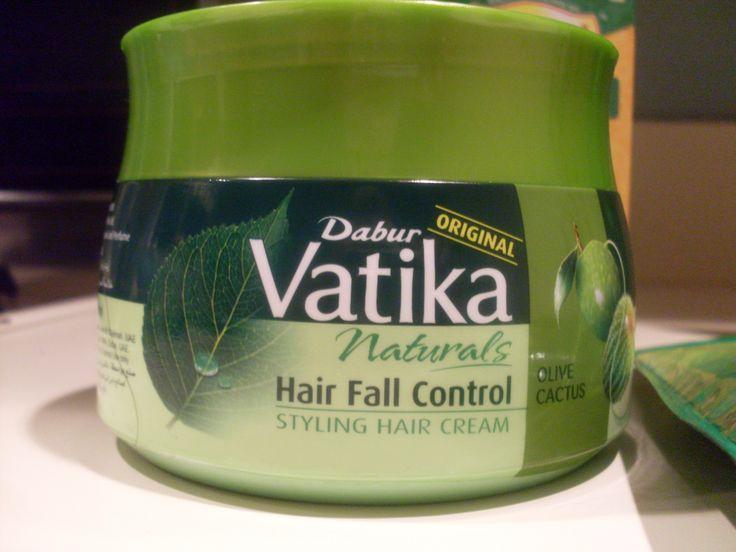 Dabur Vatika Hair Fall Control Cream Review   hairscapades