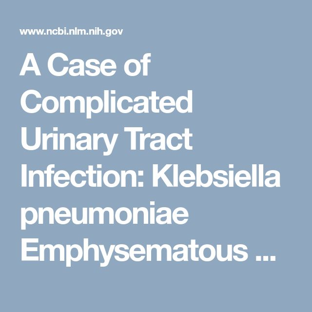 A Case of Complicated Urinary Tract Infection: Klebsiella pneumoniae Emphysematous Cystitis Presenting as Abdominal Pain in the Emergency Department