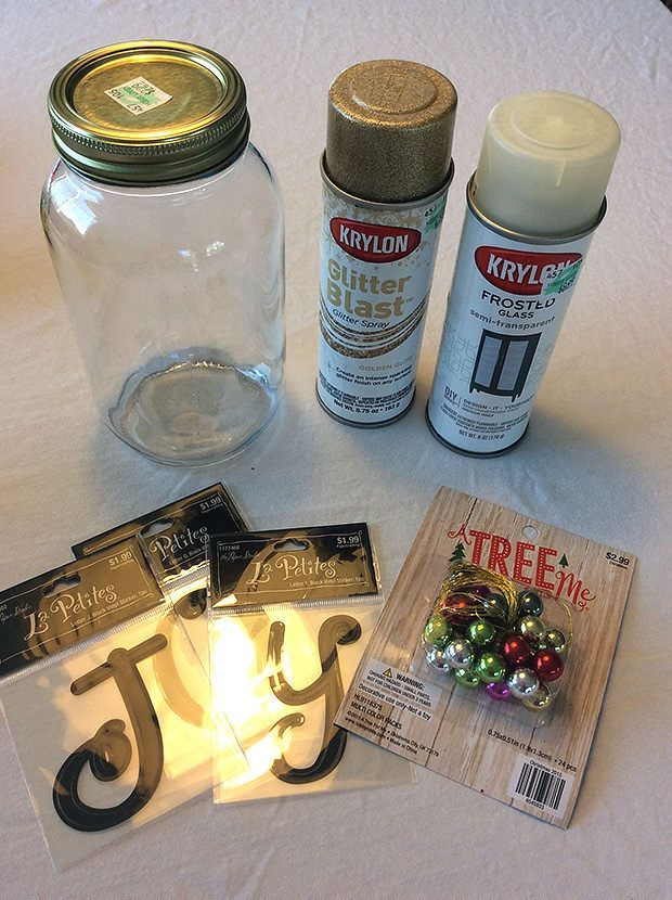 DIY Mason Jar Holiday Luminaria 16 best