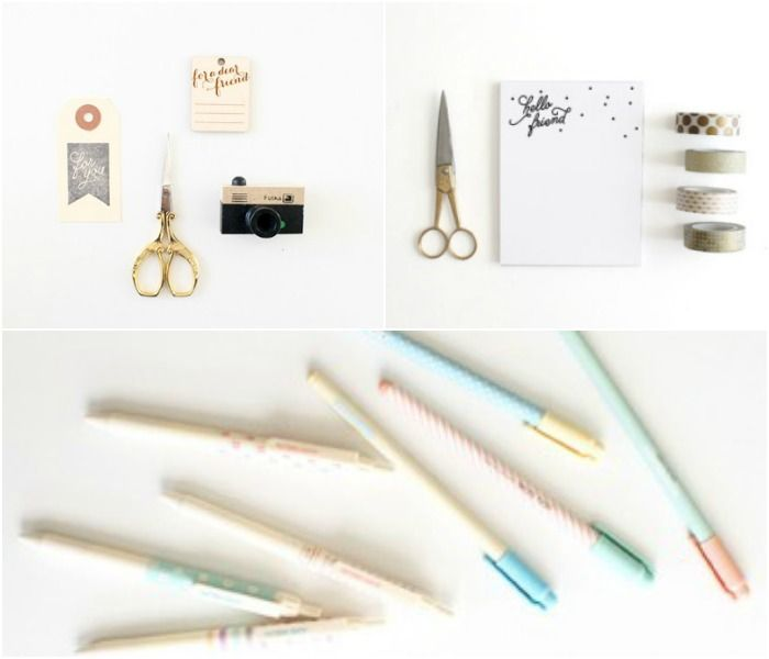 We have compiled a list for the best office supplies (and back to school supplies) that can be used to keep your organized and on top of your work. It might even spark a bit of creativity within you because it is all so glorious to look at. Forget wholesale Staples notepads, and get inspired.
