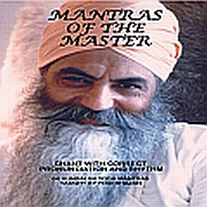 Mantras of the Master by Santokh Singh PhD Free Shipping over $50, Only $19.95 - Spirit Voyage