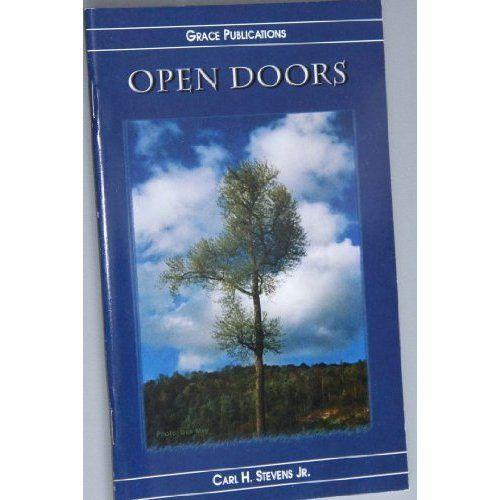 Amazon.com: OPEN DOORS - Bible Doctrine Booklet: Carl H. Stevens Jr.: Books $1.99
