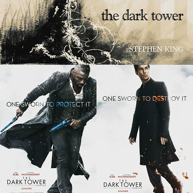 Stephen King calls these series of books #thedarktower his Magnum Opus..... This film I am excited about....the casting looks good thus far and the trailer is intriguing... #stephenking #darktowerseries #fantasy #action #adventure #mystical #instalike #instagood #epic #follow #followme #elmcityfilmtvreview #losangeles #miami #nyc #idriselba #photooftheday #acting #film #cinema #sandiego #lajolla #lajollalocals #sandiegoconnection #sdlocals - posted by ElmCityFilmTVReview…