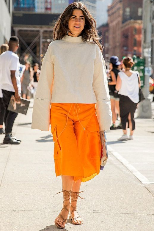 Street Style: Shake Up Your Summer Wardobe With Bright Shorts