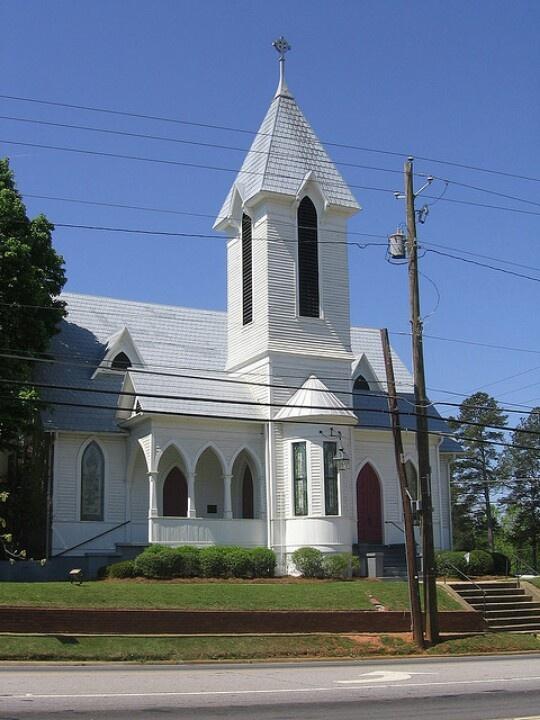 Ashford UMC Watkinsville, GA. near Athens