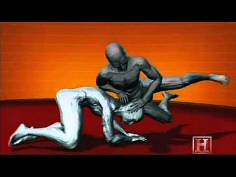 Human Weapon (Marine Corp Martial Arts & MMA Americas Extreme Fighting)