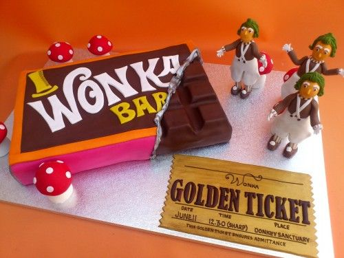 50 best Willy Wonka Theme images on Pinterest   Chocolate factory ...