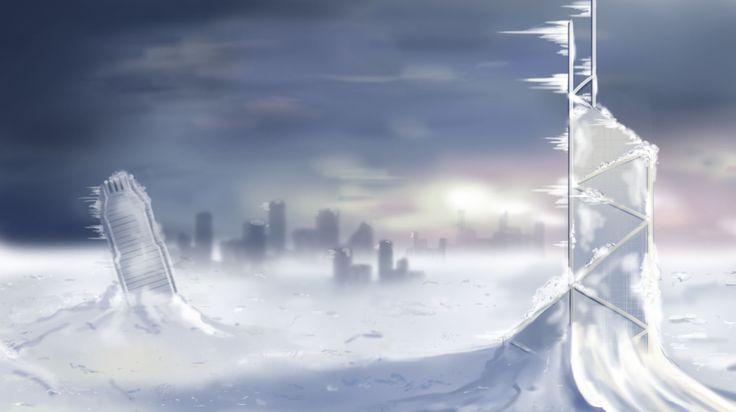 2D speed painting _ Cold HK