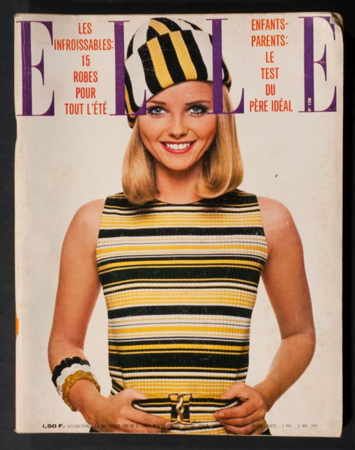 Vintage Fashion Magazines Ebay