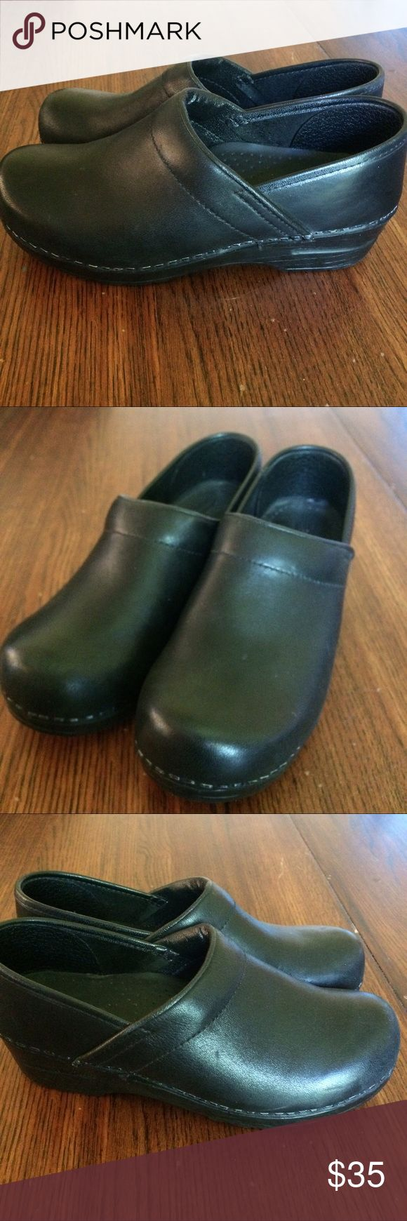 Sanita clogs professional / nursing shoes Great condition! Very lightly worn Sanita clogs. Great support for all day wear!!! Sanita Shoes Mules & Clogs