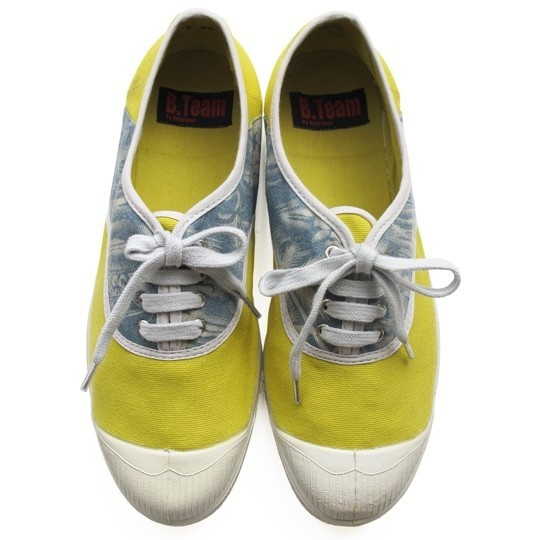 Hot Style Bensimon Tennis fourrees e Beige F26k4875