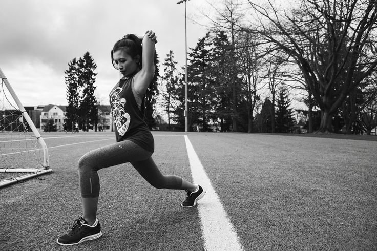 Nike! (Photo credit @Sarah Chintomby Chintomby Chintomby Lovrien) #100thingsiCRAVE #style
