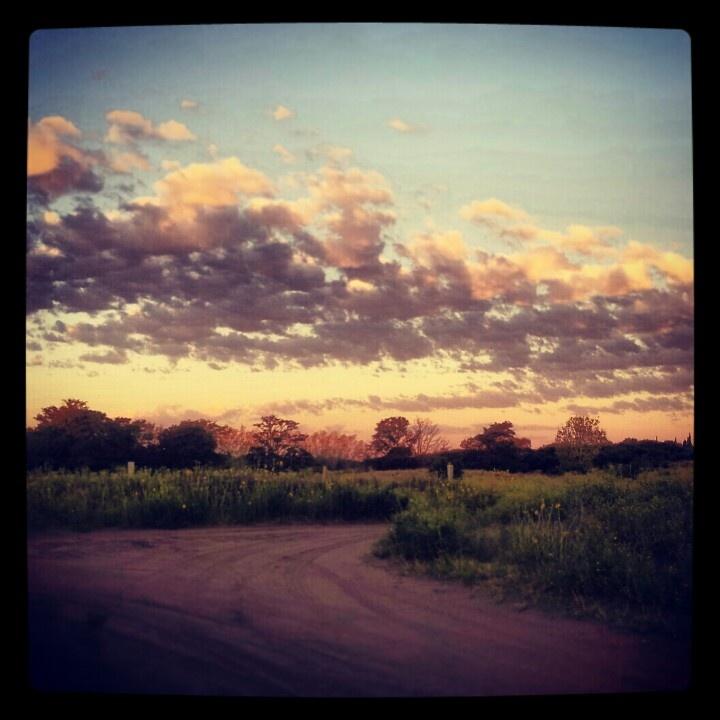 Cielos de La Pampa