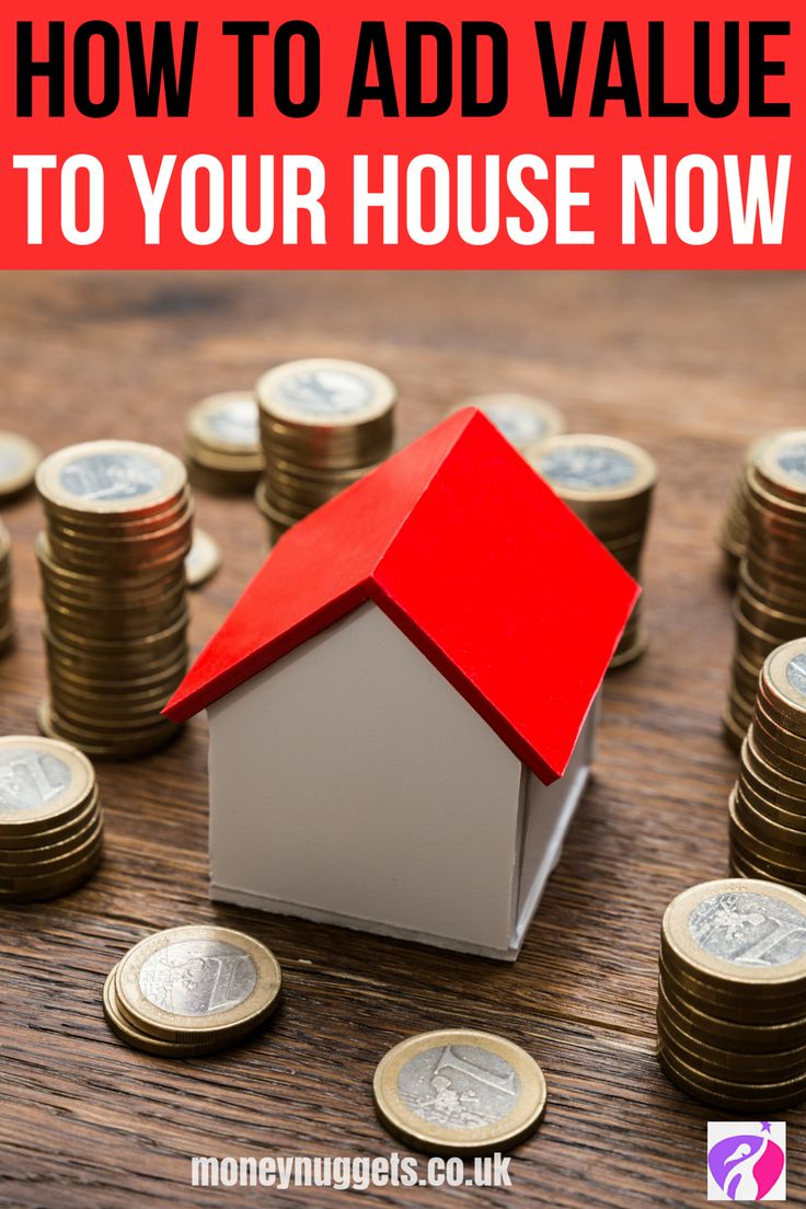 Are you looking to add value to your home?  Luckily, whatever your budget, there are loads of clever ways to add value to your house and that elusive X-factor to your home and boost your finances in an instant.. But how to add value to your house?
