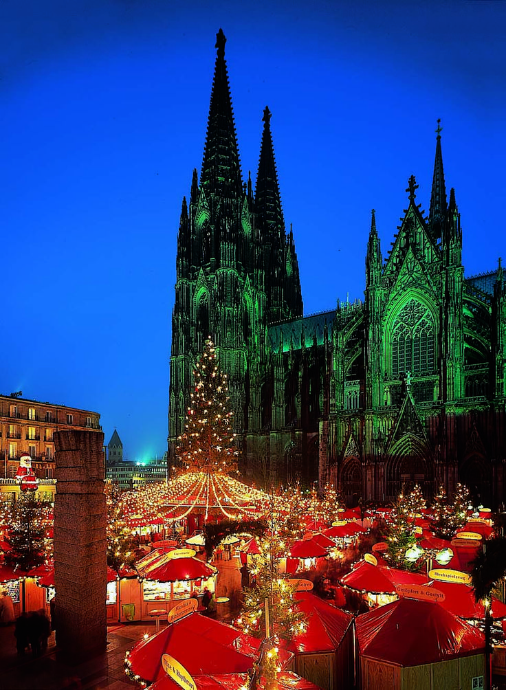 Best Cologne Christmas Images On Pinterest Travel At Home - Best places to vacation at christmas time