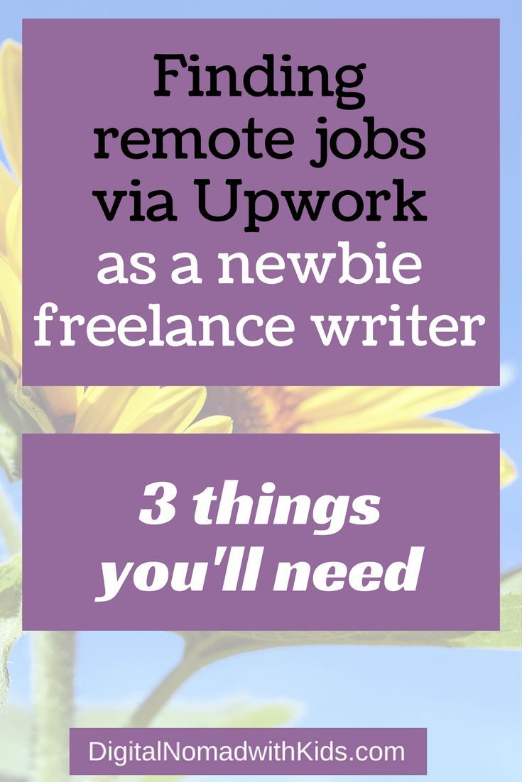If you're looking for remote jobs, you might want to give Upwork a try. But, there are three reasons why Upwork works for me and probably not for you.