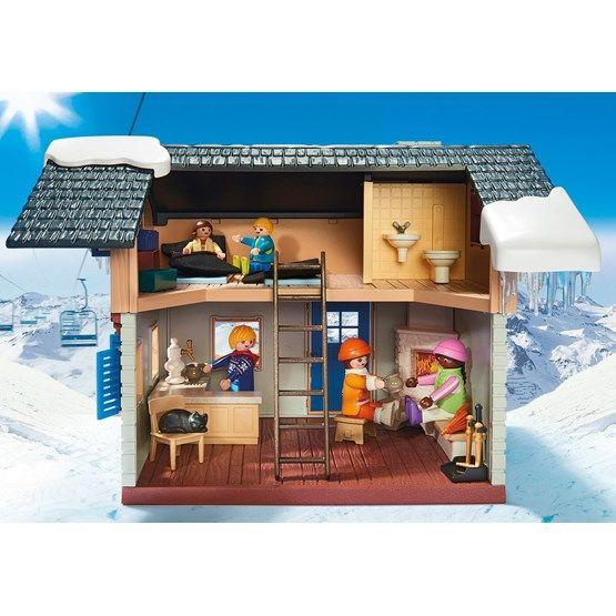 Handla Playmobil Family Fun 9280, Raststugan på berget hos Storochliten.se. Du hittar även andra lekset från Playmobil hos Storochliten.se.