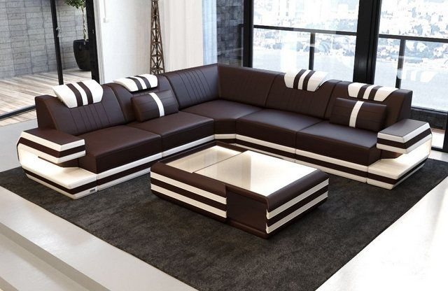 Ecksofa Ragusa L Form Modern Sofa Designs Sofa Design Corner Sofa Design