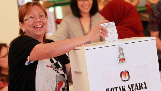 Exit Poll Singapura : Jokowi-JK Unggul 83,17 Persen | Nasional | BeritaSatu.Com - Warnai Hidupmu