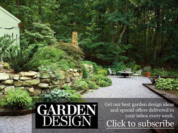 Don't miss any of Garden Design's best articles, stunning photos, current gardening trends, and special offers. Delivered to your inbox every Thursday with the best of the week featured on Garden Design.