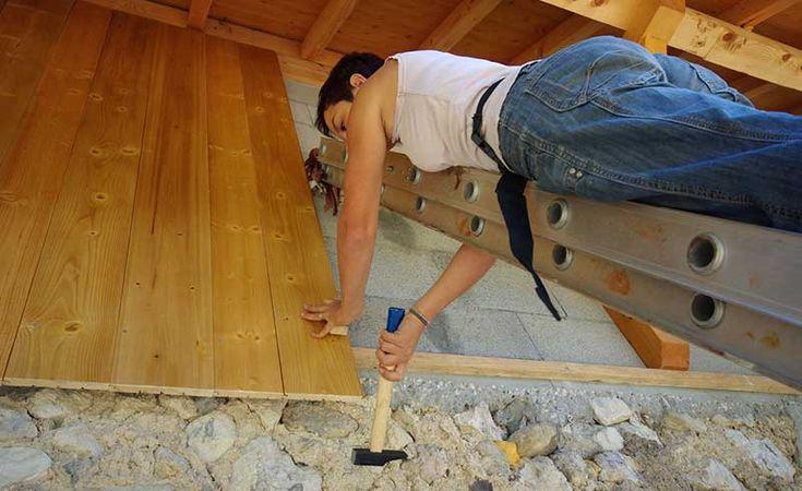 Faire un bardage en bois for Pose bardage exterieur bois