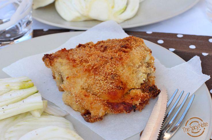 Pollo croccante al forno marinato allo yogurt | The Spicy Note - sano ma golosissimo! http://www.thespicynote.it/2014/02/06/pollo-marinato-allo-yogurt.html