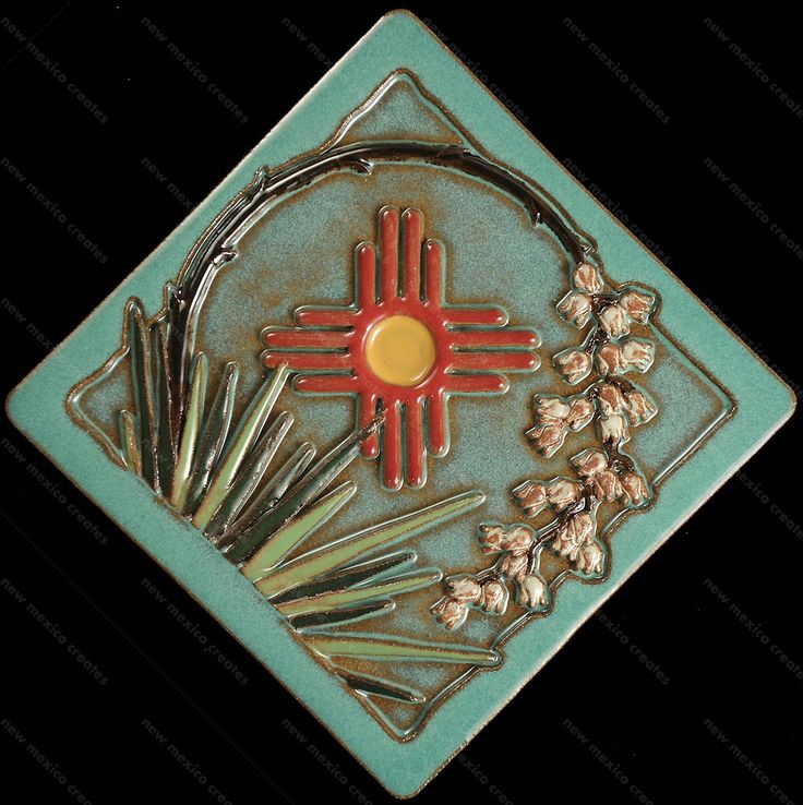new mexico decor - would make a great New Mexico tattoo. Add the words 'home of my sol'