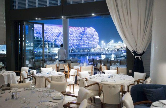 Abu Dhabi Yas Marina  #Abu Dhabi Paddock Club