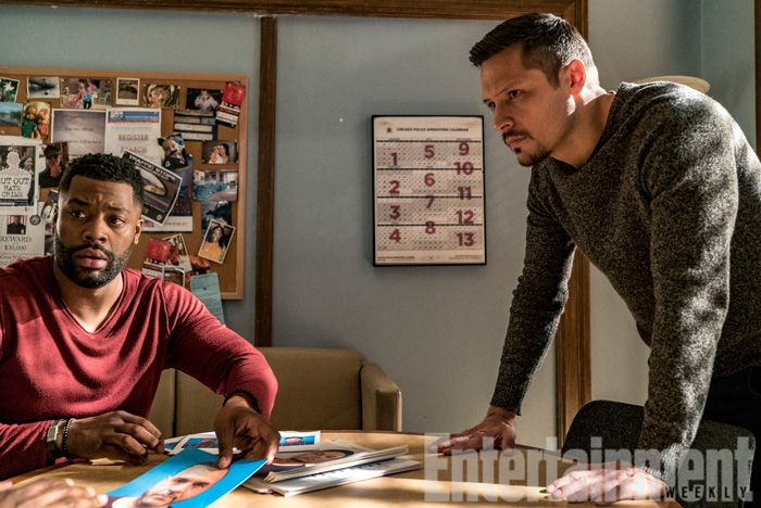 Chicago P.D.: Nick Wechsler debut first look | EW.com