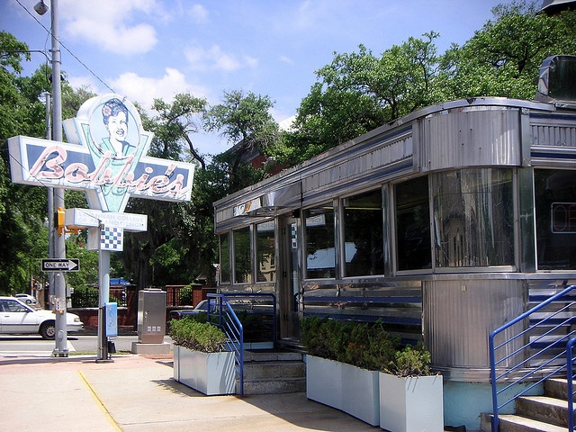 another diner restored by SCAD