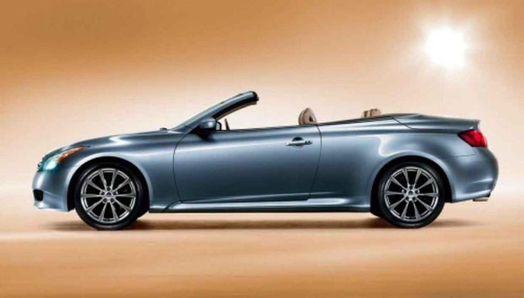 2009 Infiniti G37 Convertible - Acquire
