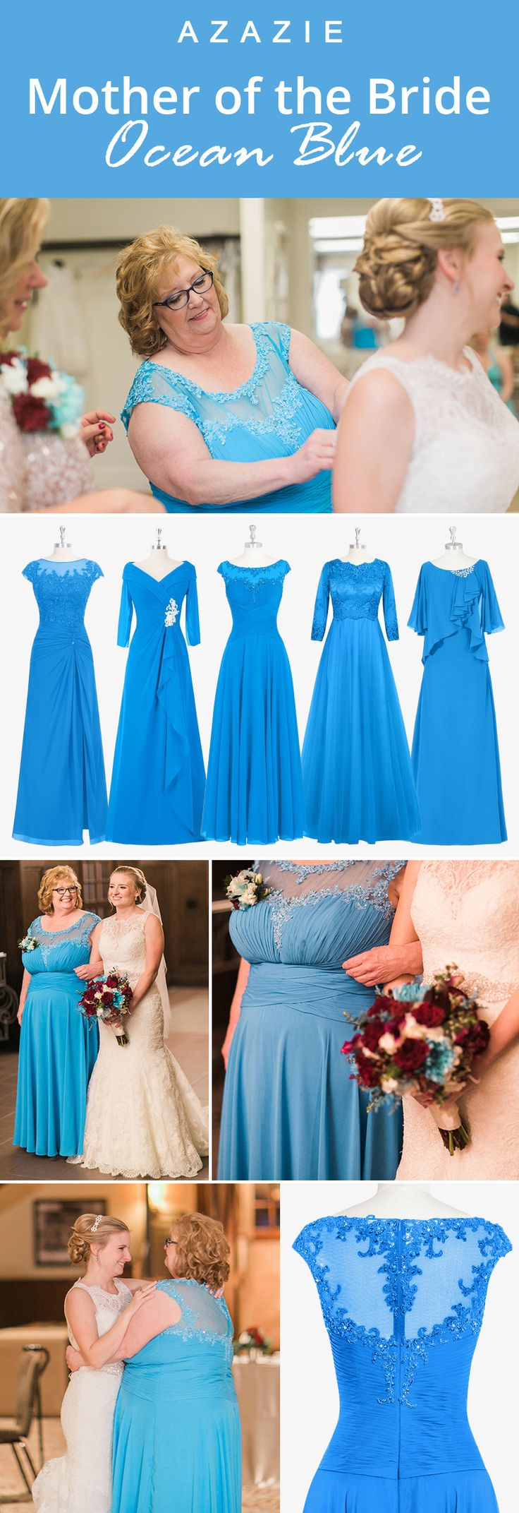 The 23 best Azazie Mother of the Bride & Groom Dresses images on ...