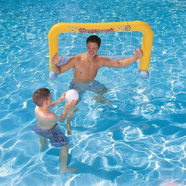 Juegos dentro de una piscina - Piscinas hinchables alcampo ...
