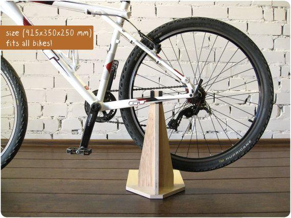 Fahrrad Shelf von BikeWoodHome auf Etsy