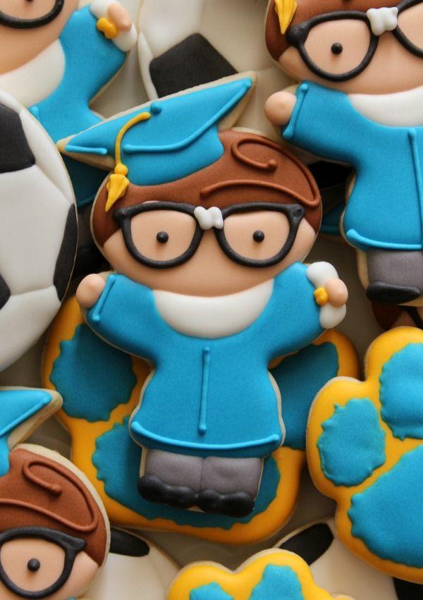 Graduate Cookies http://www.sweetsugarbelle.com/2014/06/nerdy-graduate-cookies/?utm_source=feedburnerutm_medium=emailutm_campaign=Feed%3A+TheSweetAdventuresOfSugarbelle+%28The+Sweet+Adventures+of+Sugarbelle%29