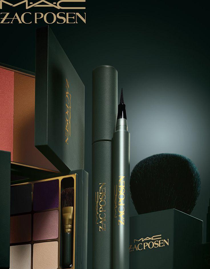 Zac Posen für MAC Cosmetics | GRAZIA Deutschland