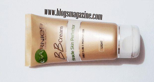 Garnier BB Krem Miracle Skin Perfector | Blog's Magazine
