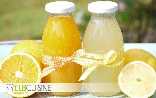 Der Sommer kommt... bei den ELBCUISINE-Kids gibt es selbstgemachte Limonade!