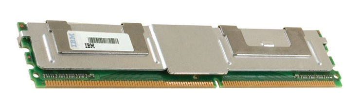 46C7418 - Ibm 2gb (2 X 1gb) Pc-5300 Cl5 Ecc Ddr2 Memory Module