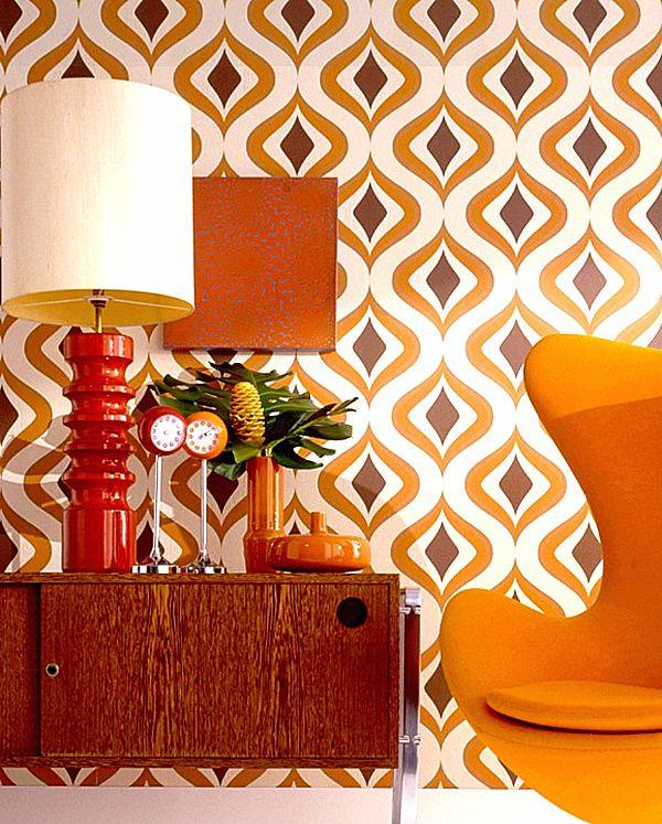14 Best 70 39 S Home Style Images On Pinterest Retro Vintage Vintage Decor And 1970s Decor