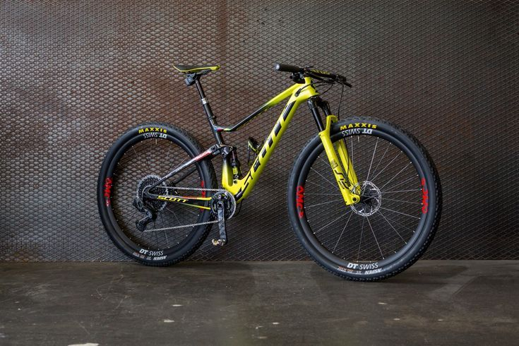 The Scott Spark Rc 900 Wc That Nino Schurter Will Use At The Cape