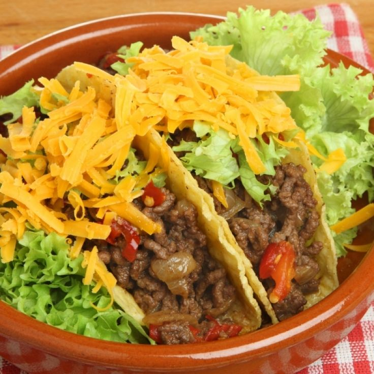 An Easy recipe for delicious beef tacos. This is a family favorite meal.. Easy Beef Tacos Recipe from Grandmothers Kitchen.