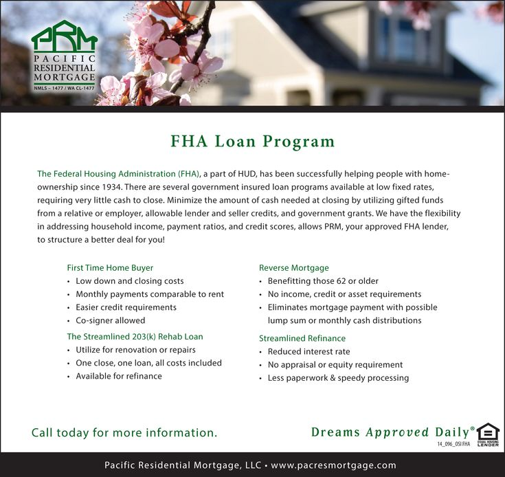 Fha first time home buyer program-4444