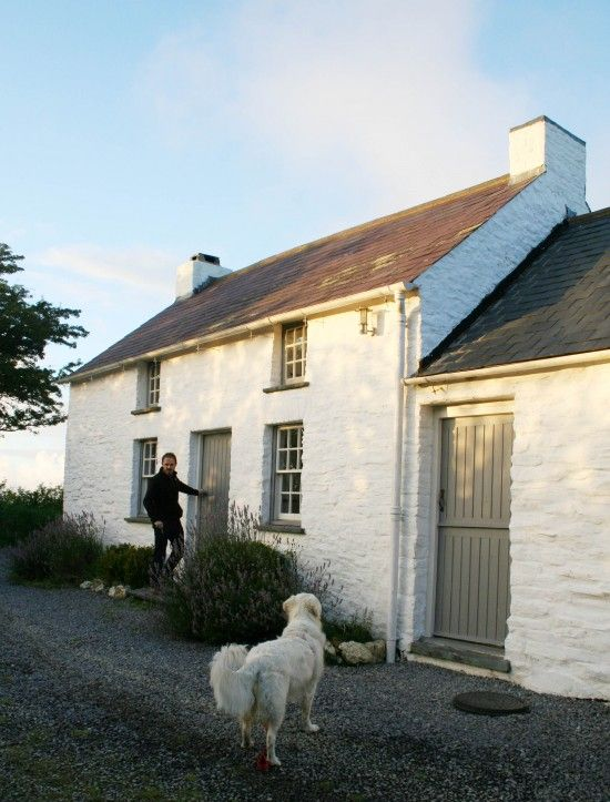 The Welsh House | Traditional welsh cottage | Holiday cottage
