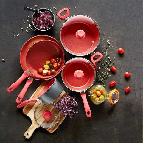Redstone Kitchen Appliance Set