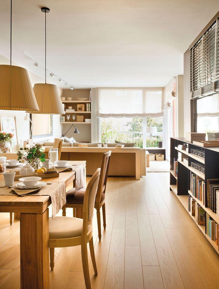 17 mejores ideas sobre plano de sala abierto en pinterest for Cocinas y salones abiertos