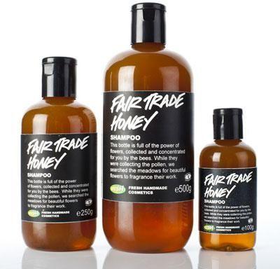 Fair Trade Honey shampo | Lushnorge - Lush - fersk håndlaget kosmetikk