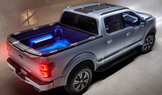 2019 Ford Atlas 2019 Ford Ford Cars Trucks