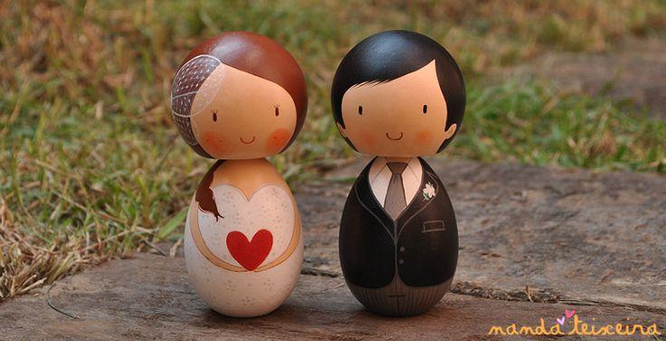 noivinhos-nanda-teixeira--topo-de-bolo-casamento-noivinhos-diferentes